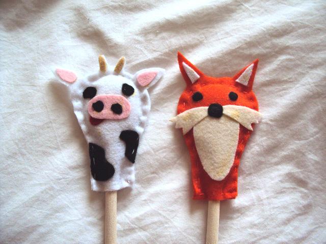 felt-puppets